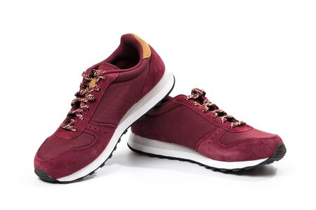 Sport Shoe / Sneakers are shoes primarily designed for sports or other forms of physical exercise. Sneakers have evolved to be used for casual everyday activities.