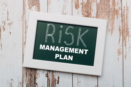 problems the global economy and stock markets, the concept of the financial crisis.CRISIS MANAGEMENT PLAN