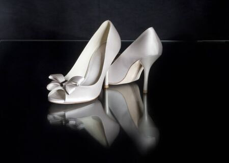 wedding shoes Stock Photo - 14827891