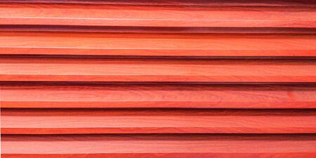 Beautiful closeup background red brown metal horizontal texture. Ideal for use in the design or wallpaper