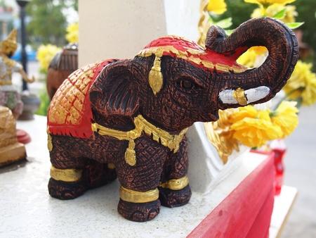 A model of Thai elephant