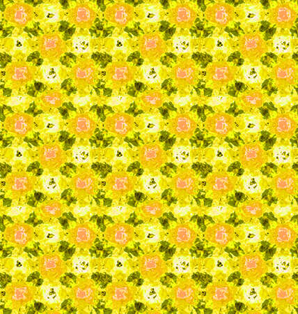 parallelogram: background  pattern made from piece of flower in vintage style ,created from filter technique