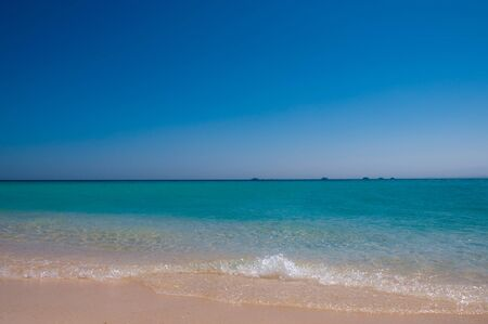Beautiful blue shore of the Red Sea Stock Photo - 11995325