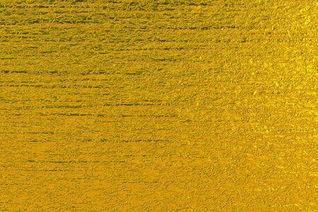 Gold background close up photo