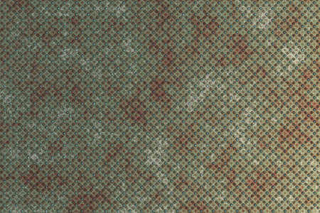Brown and green stylized squares background Stock Photo - 12540142