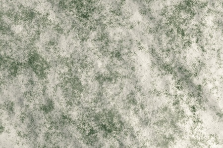 Green background with white stains close up Stock Photo - 12540160