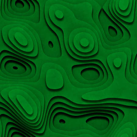 Seamless high quality high resolution abstract isobaric green pattern Stock Photo - 13773477