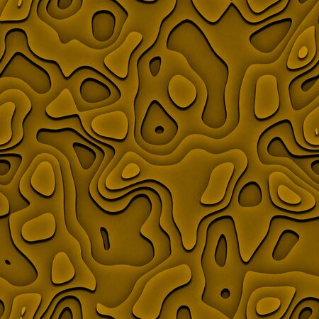 Seamless high quality high resolution abstract isobaric brown pattern photo