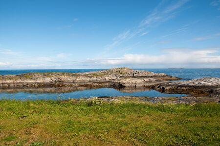 North Sea Coast, Norway Stock Photo - 14056199