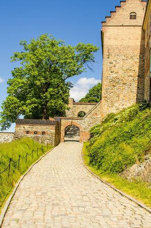 Akershus Fortress, Oslo, Norway photo