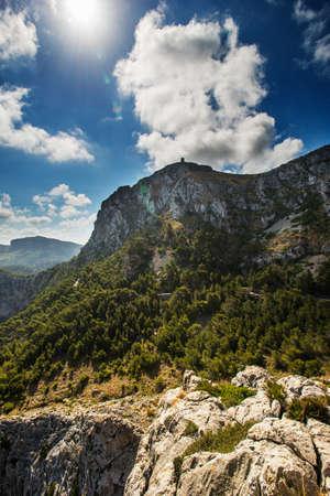 Mallorca mountain view, Spain Stock Photo - 16013241