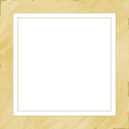 Plain Wooden Frame Plain Wooden Frame