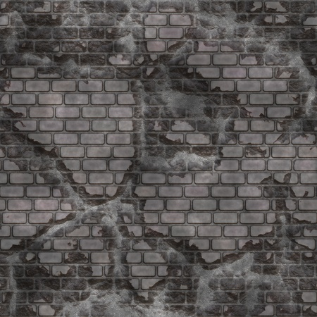 Old brick wall  Seamless pattern  High resolution photo