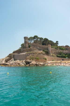 Tossa de Mar, (Costa Brava Catalonia, Spain)
