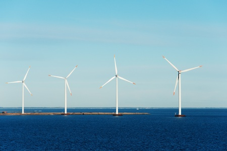 echnology: Windmills in the sea