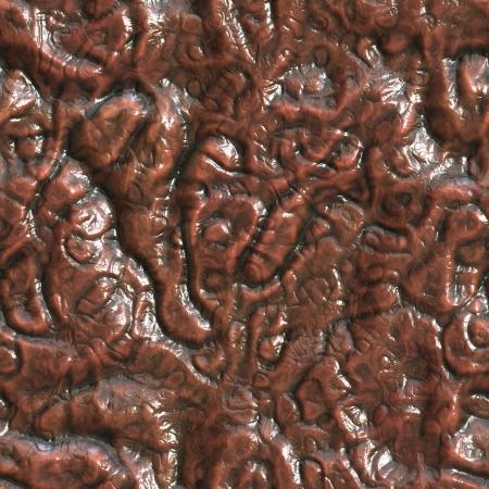 Seamless rendered illustration of internal tissue Stock Illustration - 18830243