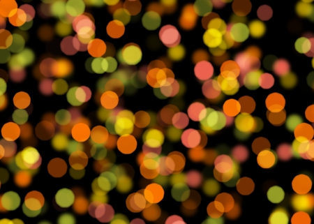 Elegant abstract background with bokeh defocused lights Stock Photo - 18946671