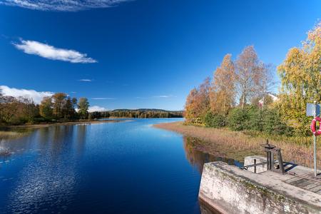 Lakes at Dikemark, Asker, Norway Stok Fotoğraf - 33255667