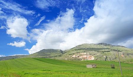 meadowland: Sicily Italy