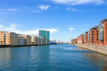 waterfront property: Waterfront property in Copenhagen, Denmark