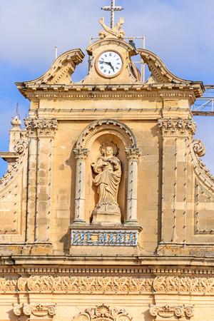 obedecer: Virgen Mar�a Estatua en Iglesia Cat�lica Romana