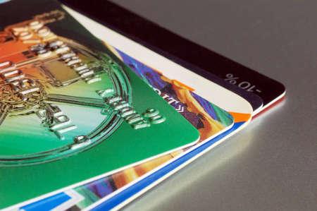 spendthrift: credit cards