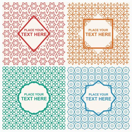 abstract backgrounds: Abstract Line Patterns Backgrounds. Illustration