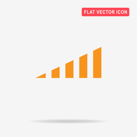 Volume icon. Vector concept illustration for design.