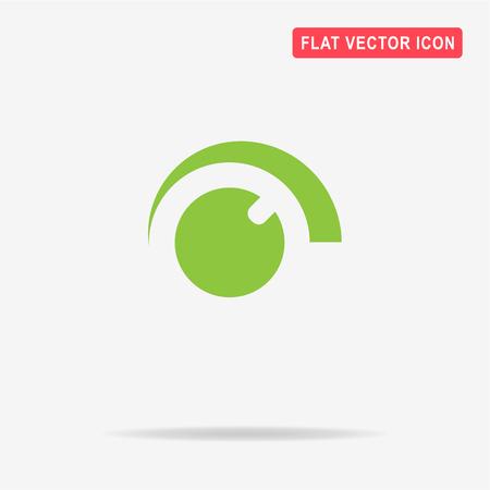 Control icon. Vector concept illustration for design.