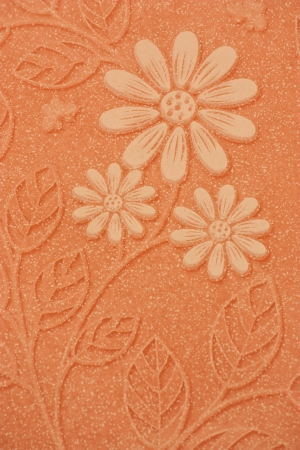 flower ceramic background photo