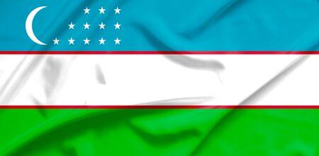 uzbekistan: Uzbekistan flag