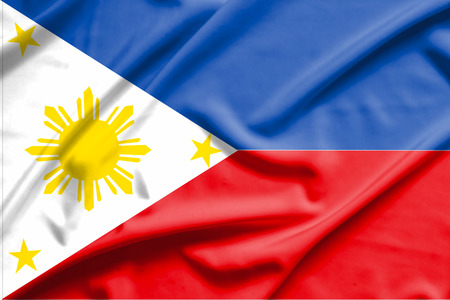 filipino: Philippines flag