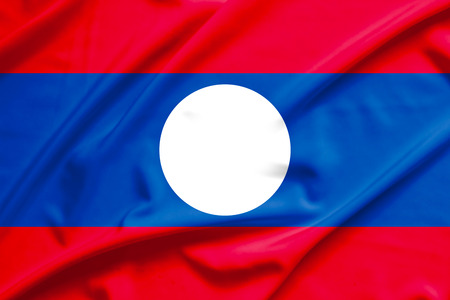 laos: Laos flag