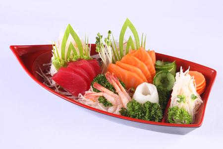 popular: Sashimi, popular Japanese food