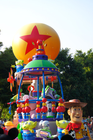 lightyear: Disneyland Hong Kong  Flights of Fantasy