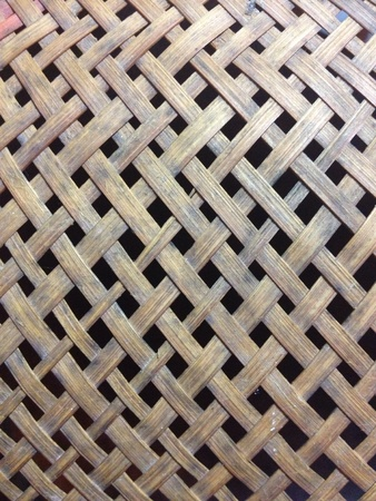 weave: Bamboo weave