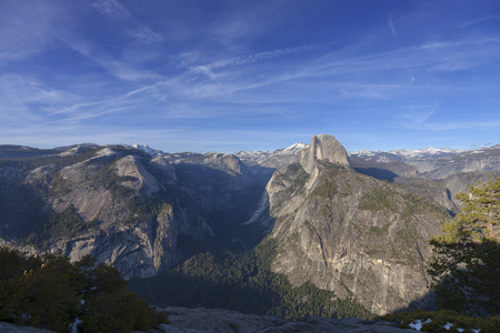 Glacier Point - Yosemite Valley from Glacier Point.