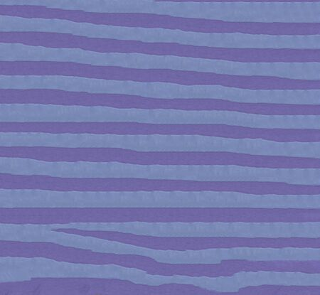 Endless blued Drawn Abstract Watercolor Pattern with Floral line Gradient
