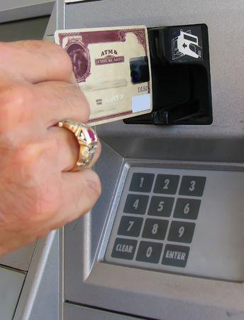 Credit Debit Card Payment Slot Stock Photo - 1897612