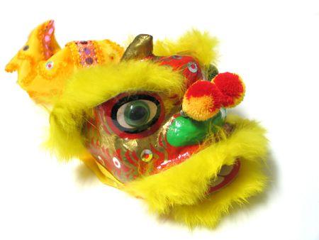 gong xi fa cai: chinese new year lion