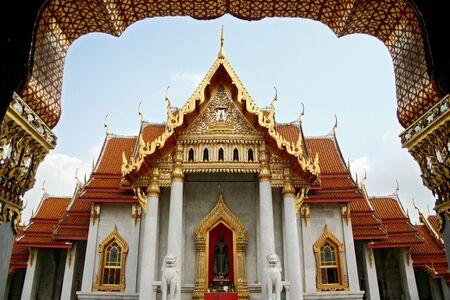 a thailand temple photo