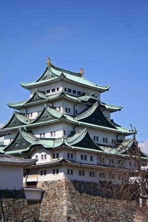 ancient Nagoya castle