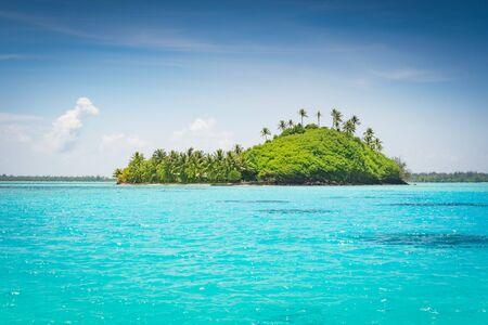 Atoll of Bora Bora, French Polynesia
