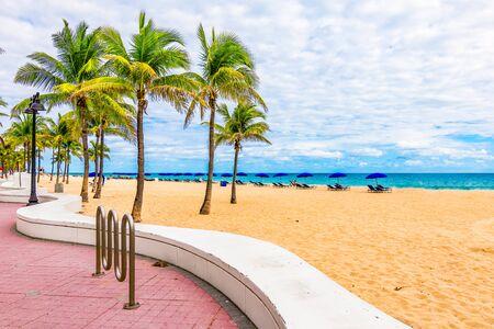 Fort Lauderdale beach, Florida Фото со стока - 150353680