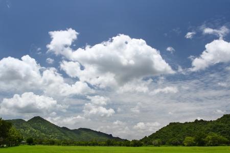smoky mountains: Wild untouched nature mountains