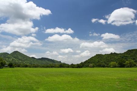 Wild untouched nature mountains Stock Photo - 14974343