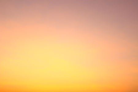 Sunset sky background  Stock Photo - 17726869