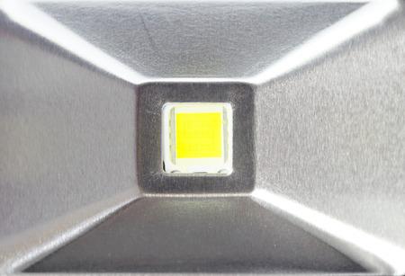 A LED spotlight photo