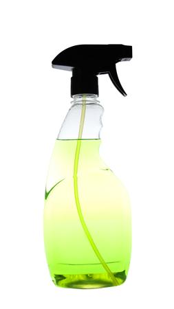 Detergent on a white background Reklamní fotografie