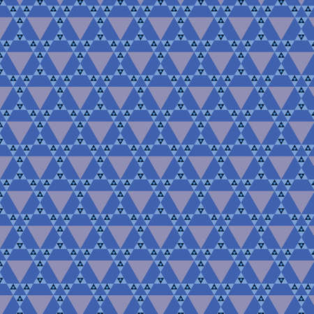 abstract triangle seamless background  photo